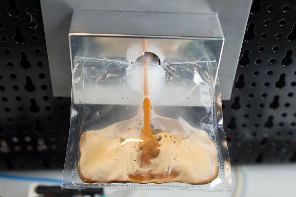 Espresso machine IN SPAAAAACE!
