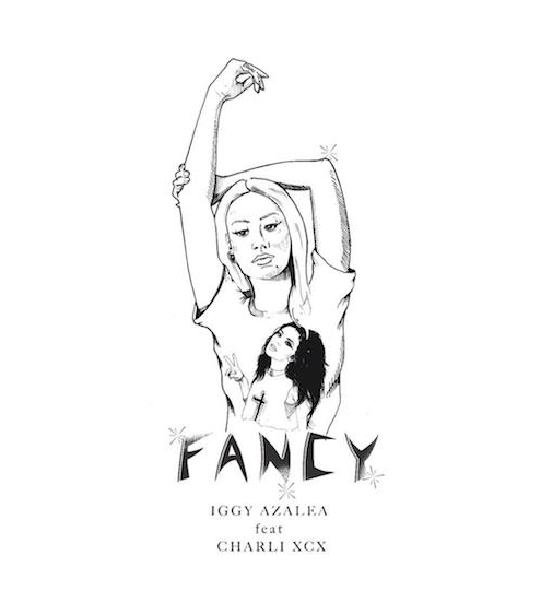 The Hot 100 Chart Iggy Azalea Fancy Fancy Iggy Iggy Azalea
