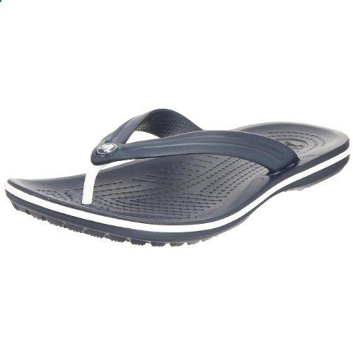 Bleu Marine / Esprit Teenslippers Crocs Flip Crocband M ' Sgn8AHB5