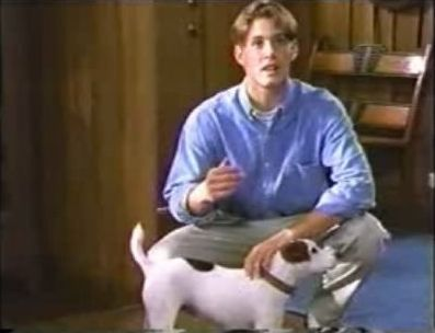 Jensen Ackles was totally on Wishbone. Youtube it.