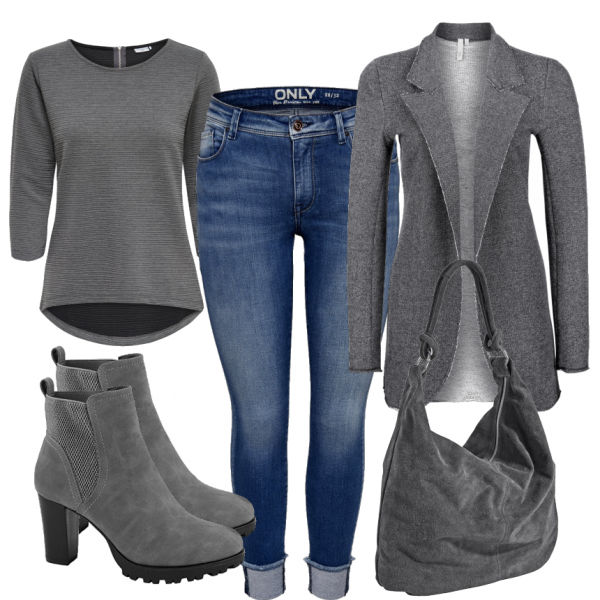 Photo of RealAutumn Outfit – Herbst-Outfits bei FrauenOutfits.de
