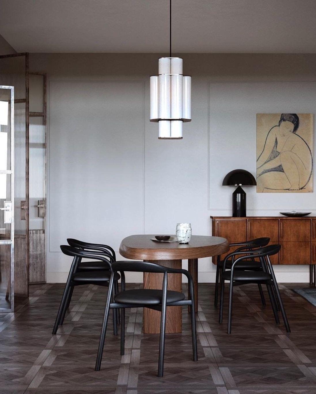 Pin By Nicki Tuan On Myspace2019 Beautiful Interiors Dining Room Design Interior