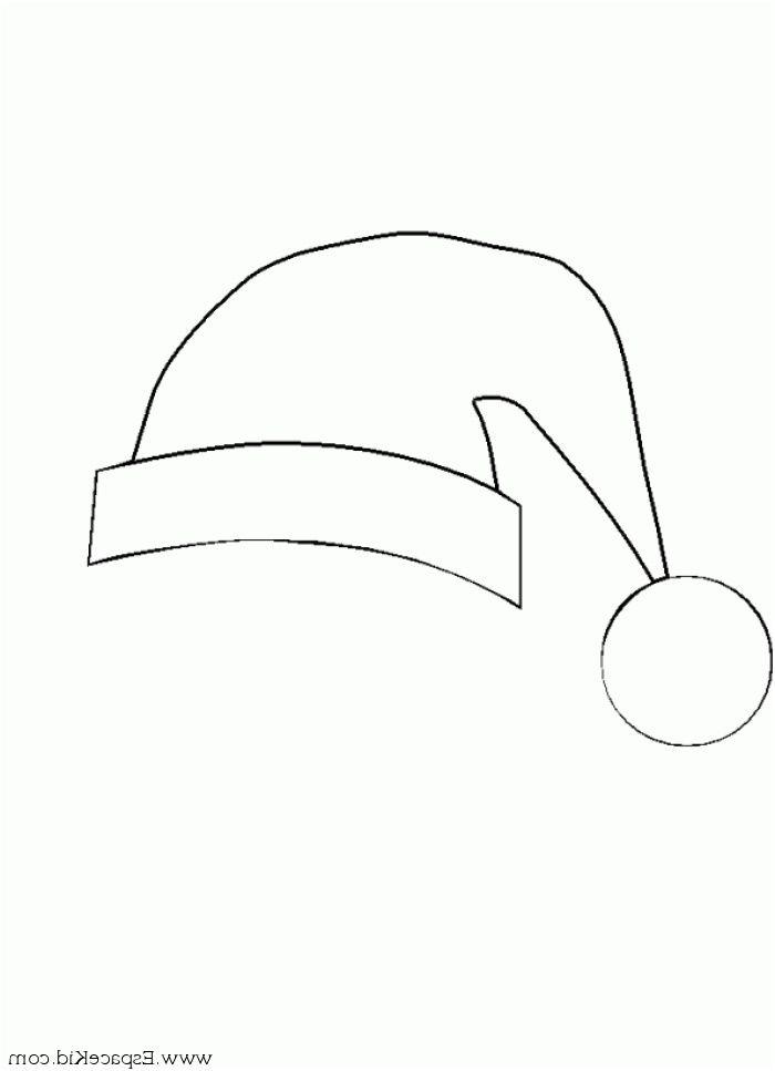 Bonchapeau pere noel dessin   Bonnoël, Chapeau de noel