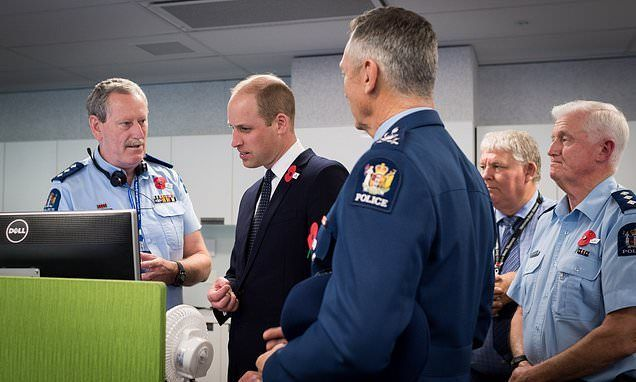 William meets medics who helped save lives after Christchurch... #medicalprestonnalex William meets medics who helped save lives after Christchurch... #medicalprestonnalex