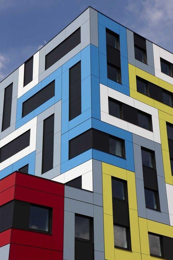Trespa panels exterior panels ideas modern exterior cladding