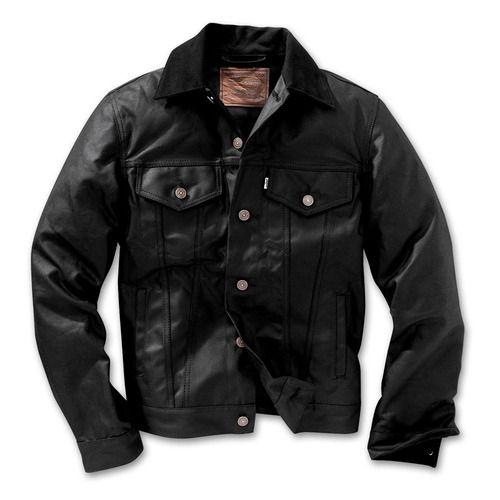 mejor selección de elegir original precio moderado METROPOLITAN style | Men in style | Chaqueta de cuero hombre ...