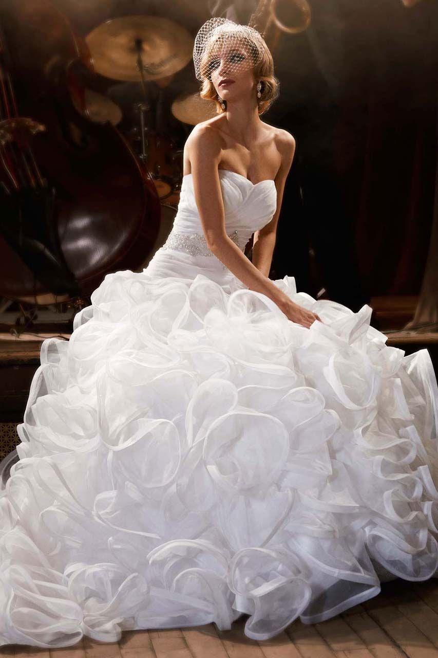 Galina signature wedding dress  Davidus Bridal galina signature Size  Wedding Dress  Wedding