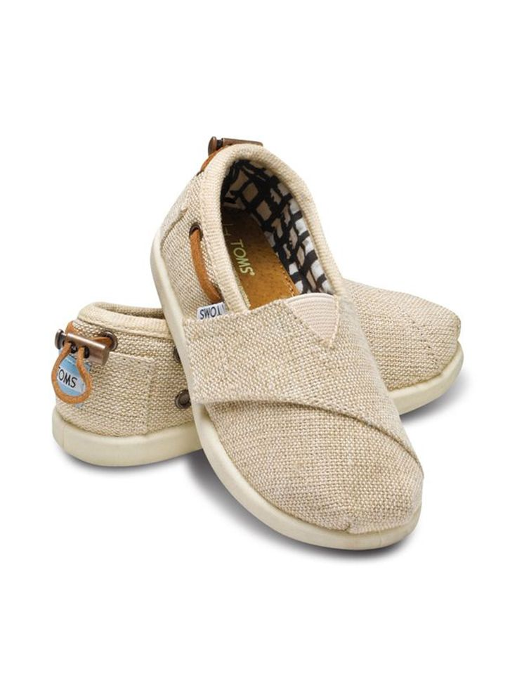 Zapatos azules Toms infantiles L1acCd6ll0