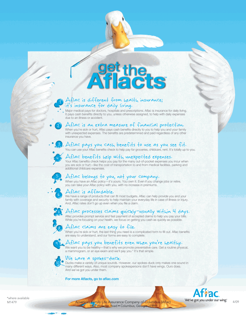 Pin By Kim Gildersleeve On Aflac Aflac Insurance Aflac Life