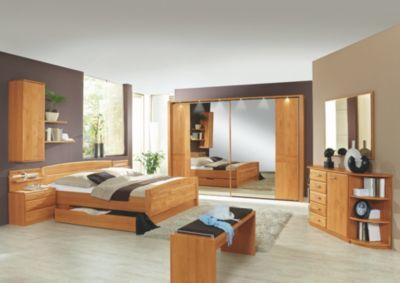 Erle Schlafzimmer ~ Schlafzimmer mit bett cm erle teilmassiv jetzt bestellen