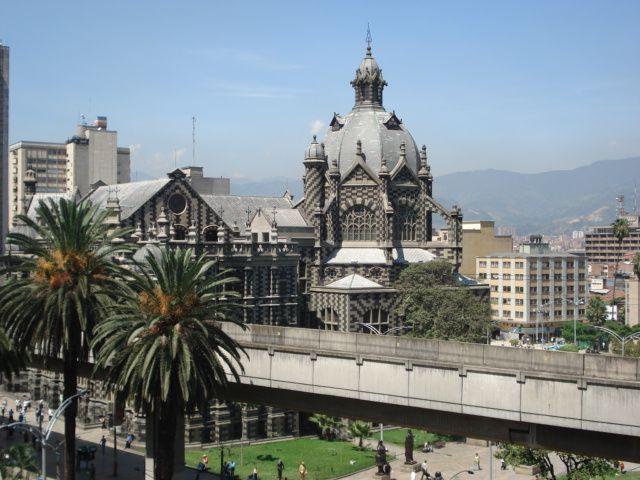 Plaza Botero en Medellín - Colombia