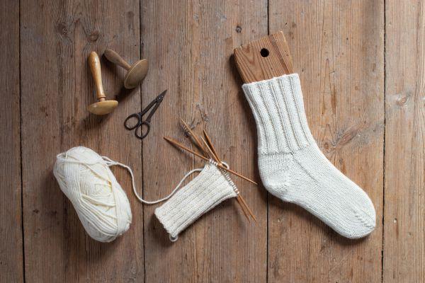 modestilar Det bästa uttag online Lär dig att sticka raggsockor | Socks & Leg Warmers | Sticka ...