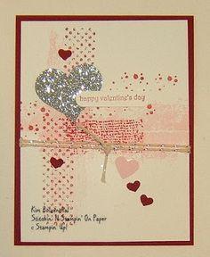 Grunge Valentine - Timeless Textures