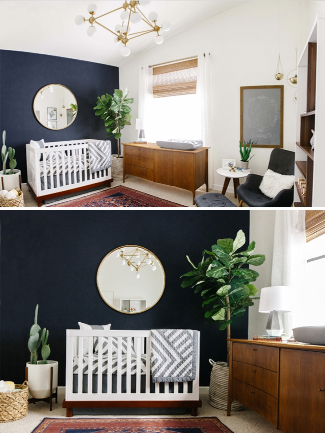 is the popular nursery design choice for expecting moms in ...