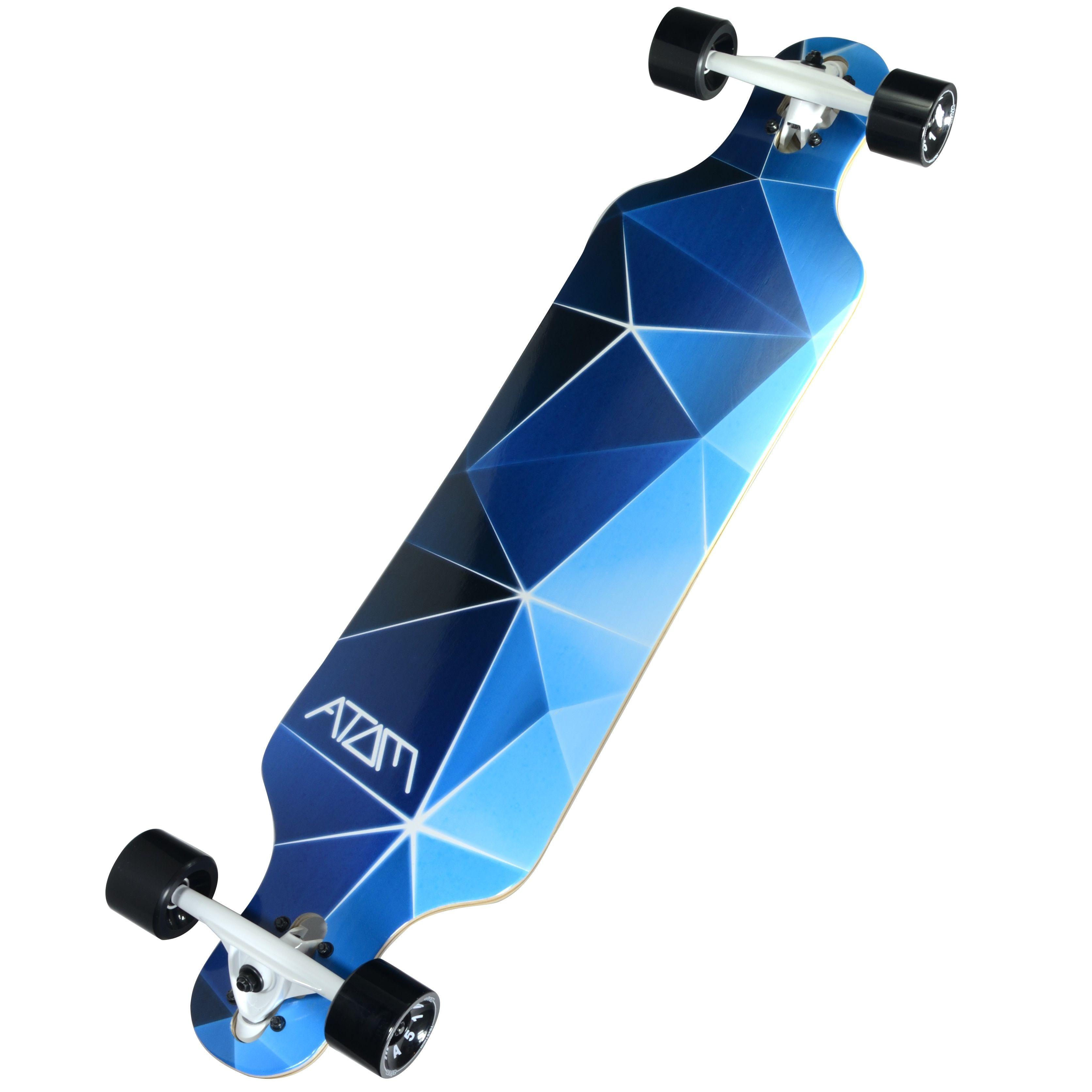 Bauhaus Oxelo Skate Longboard Cruiser Y Wavesasi Era Mi