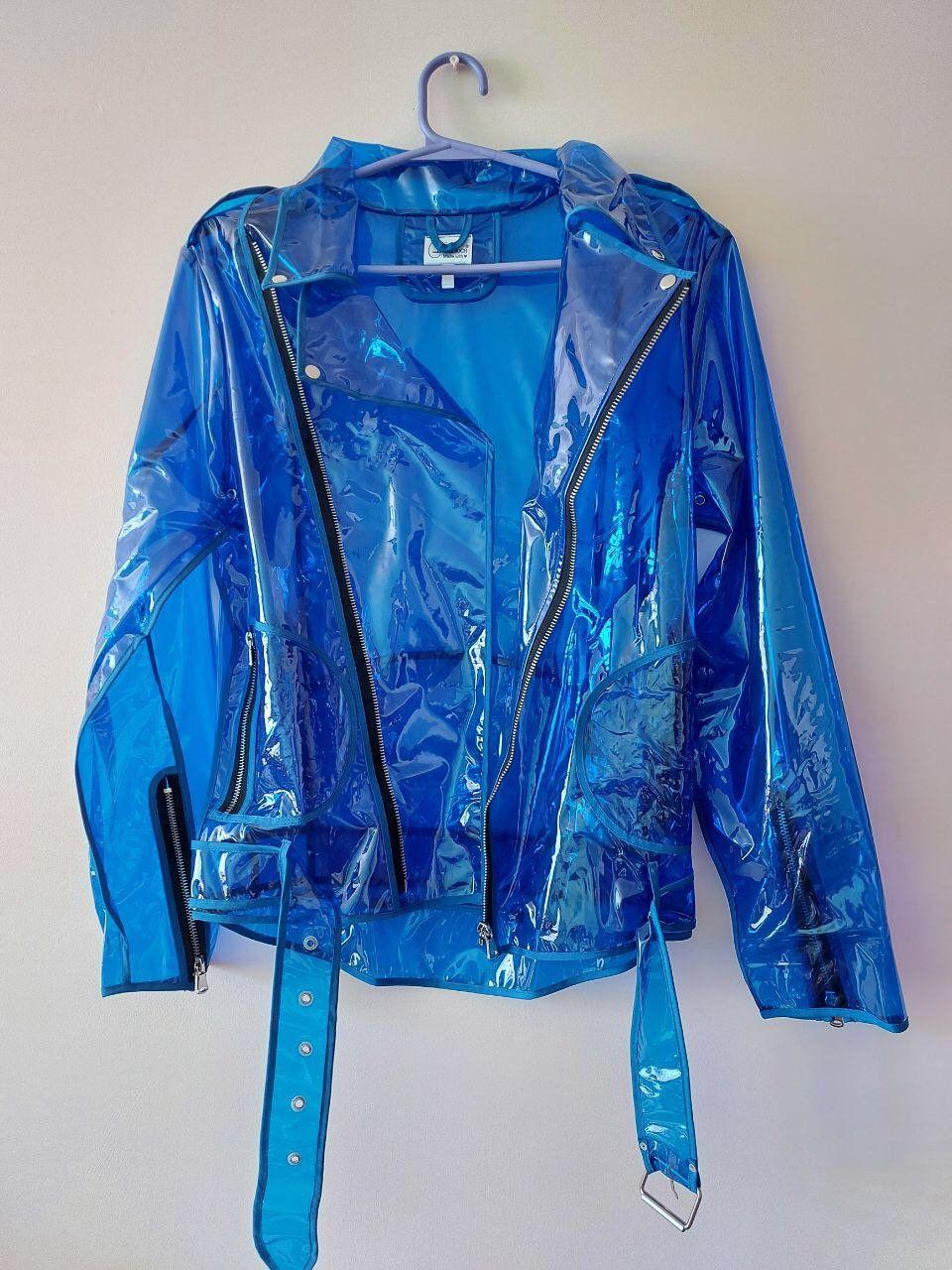 Bulk Order Colored Vinyl Overalls Trench Coat Biker Jacket Etsy In 2020 Red Leather Jacket Biker Jacket Jackets