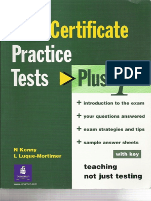 FCE_Practice_Tests_Plus_1- pdf | engleza | Pdf, iOS