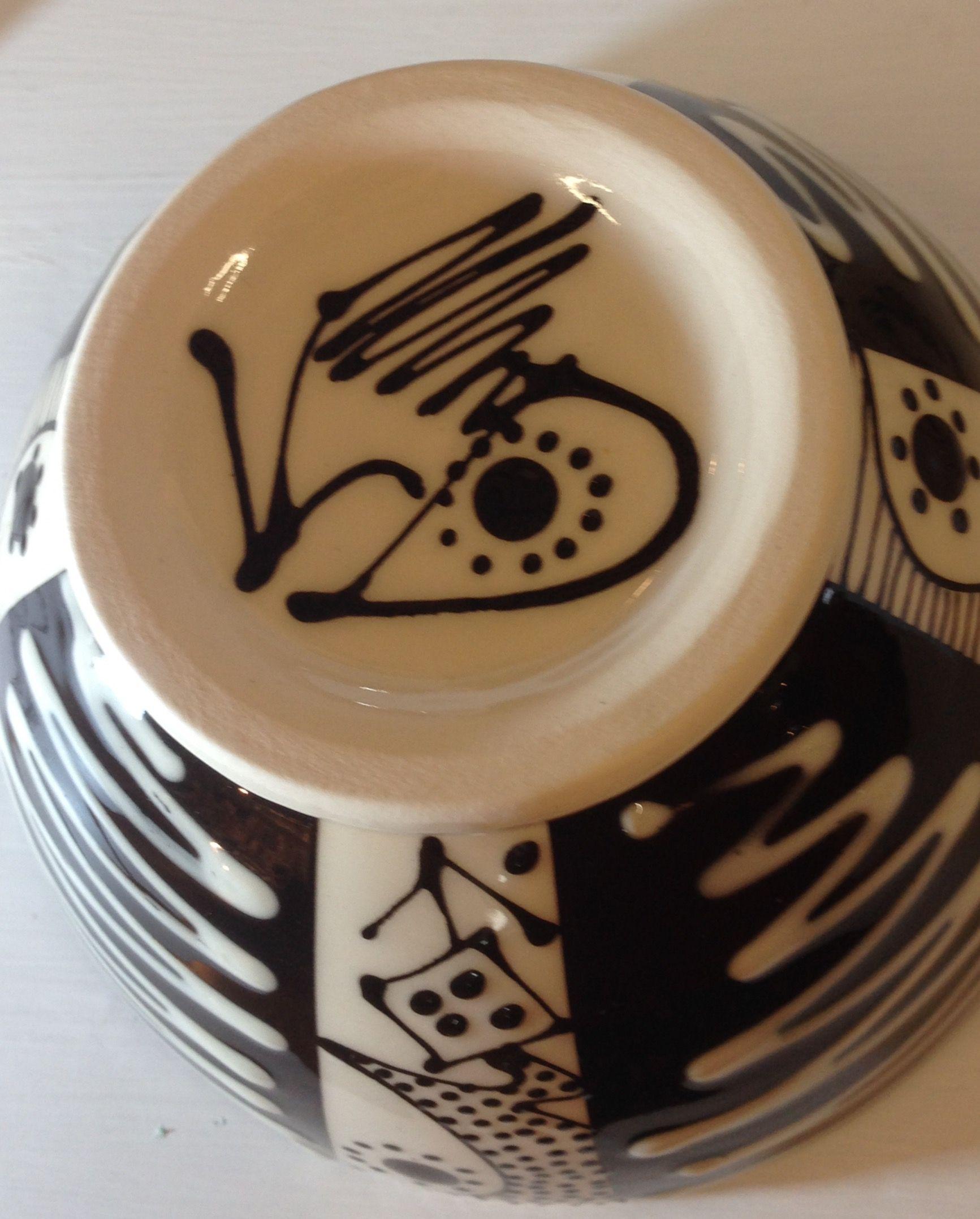 Mark Dally Flower Mark Md Mark D Mark Bird Mark Pottery Marks Ceramics Pottery