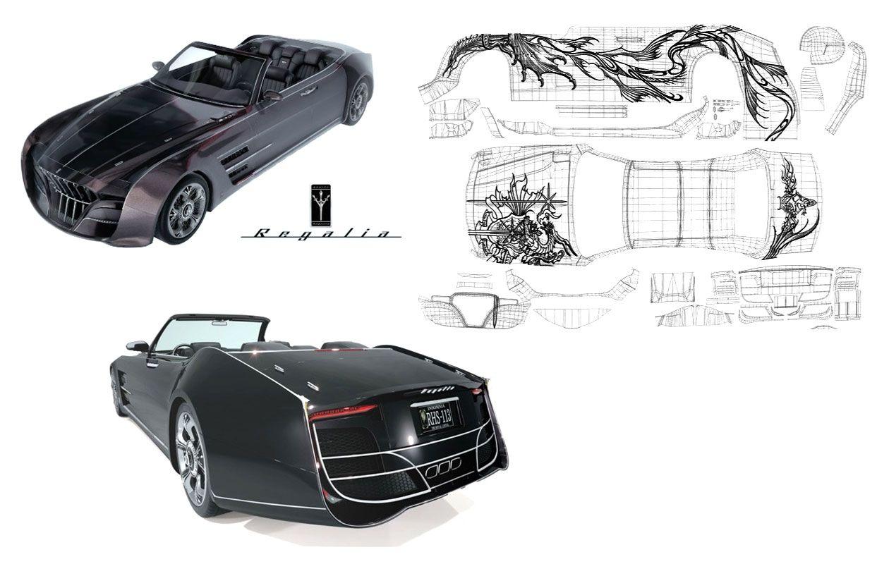 Regalia Design From Final Fantasy Xv Final Fantasy Final Fantasy Xv Caravan Renovation