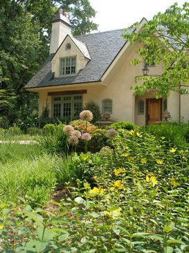 Soft French Country Cottage Cottage Exterior English Cottage Exterior Cottage Exterior Colors