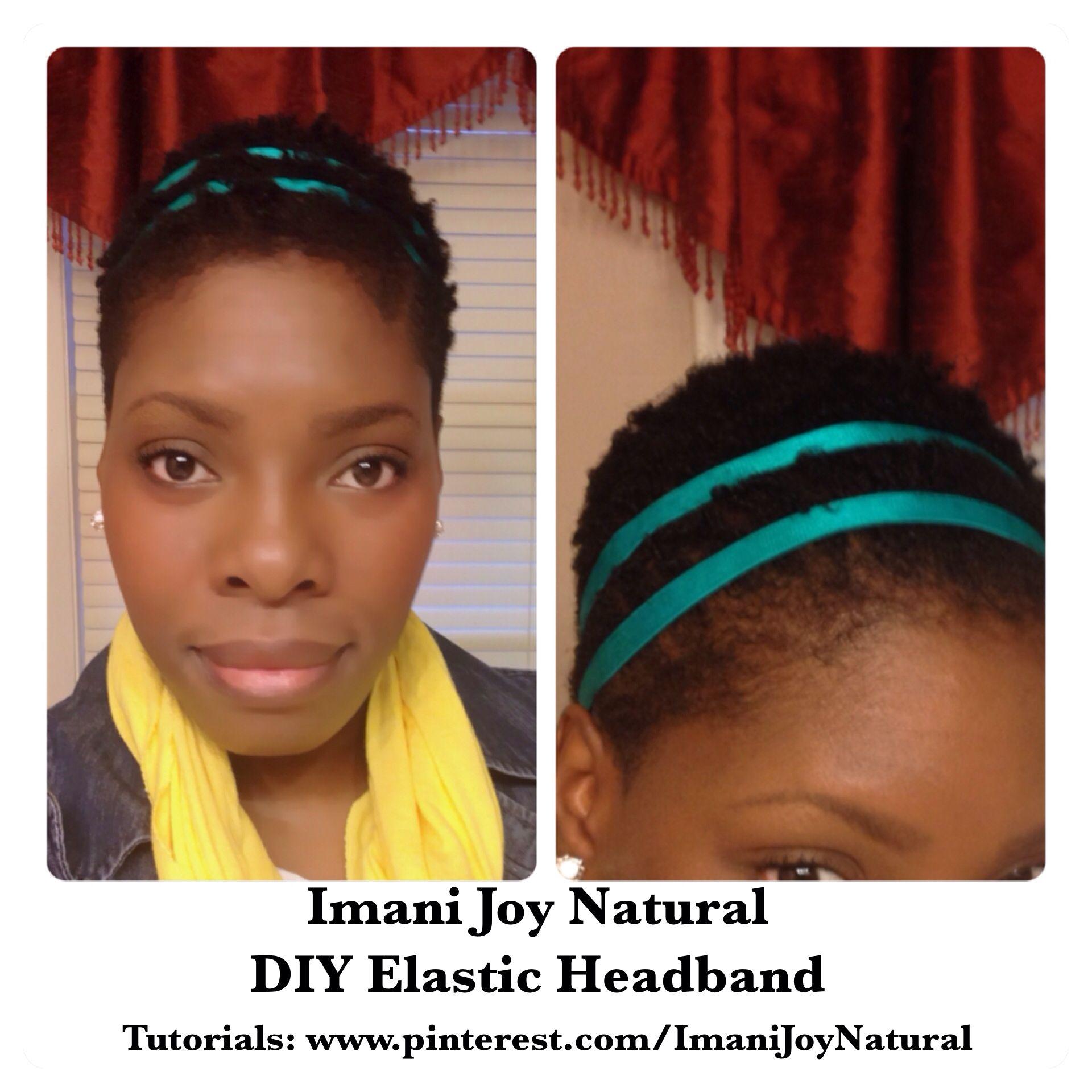 twa and stretchy headband | twa in 2019 | hair inspiration