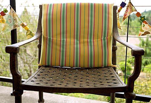 chair cushions