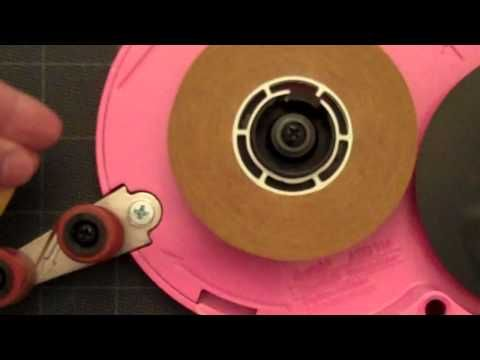 How to fix your ATG Tape.   Some of my crafty friends need to see this video!