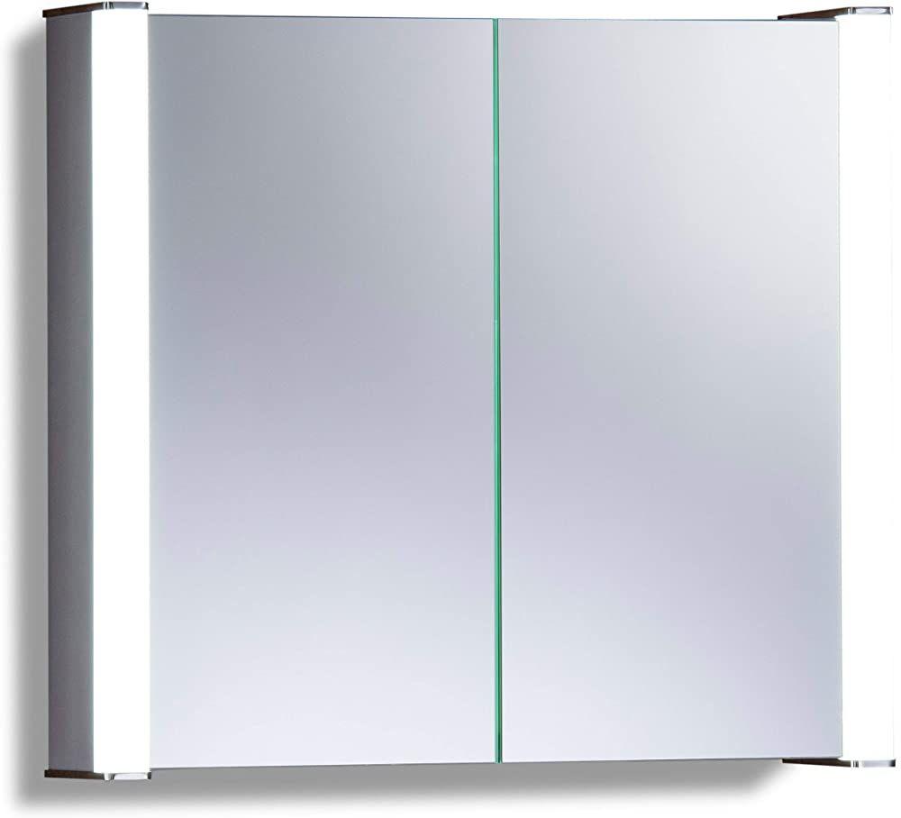 Led Beleuchteter Badezimmer Spiegelschrank Tageslichtweiss Bei