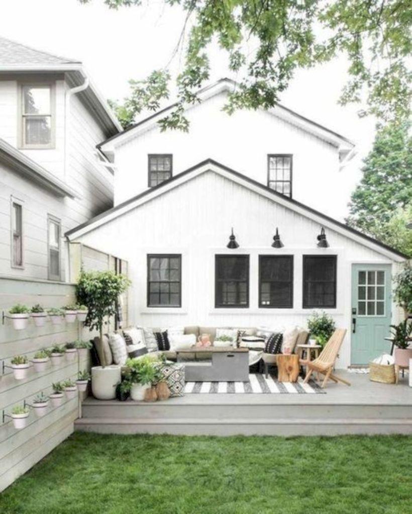 41 amazing rustic farmhouse exterior designs ideas future home rh pinterest com