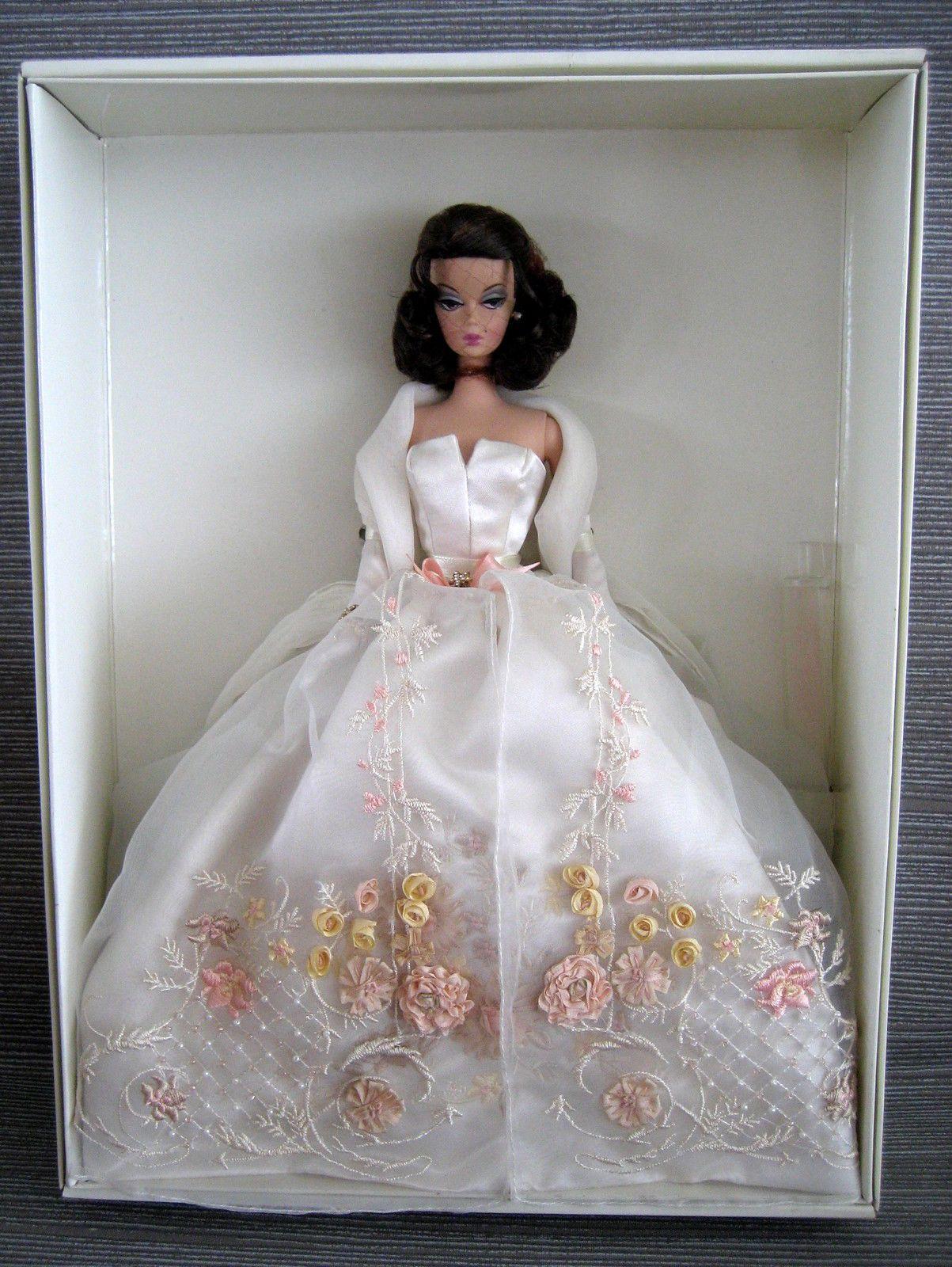 Beautiful Silkstone Lady of the Manor Barbie Fashion Model ...