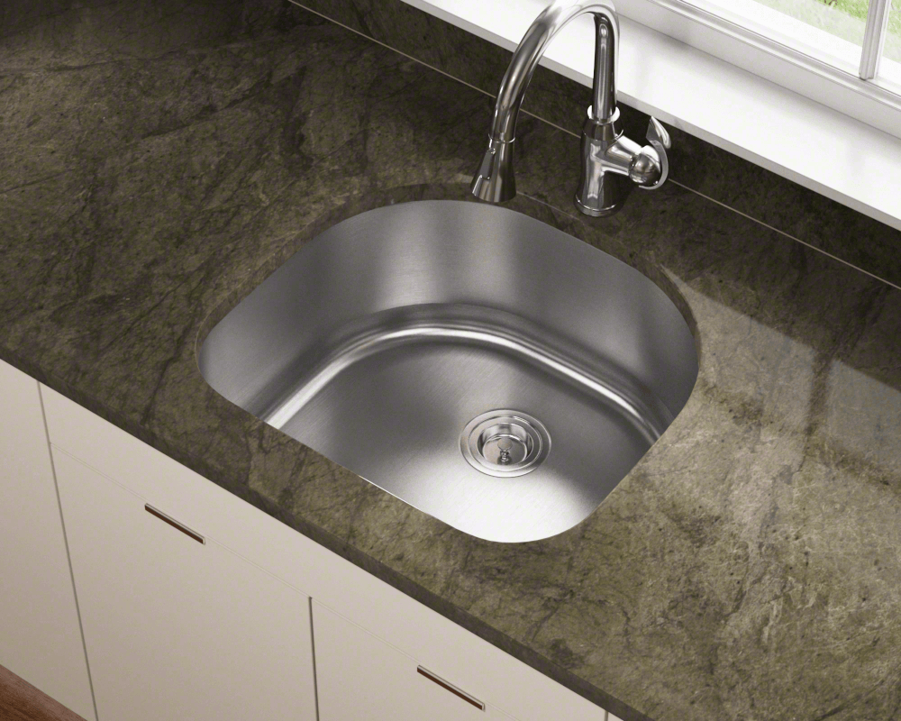D Shaped Kitchen Sink. Undermount stainless steel kitchen sink. & 2421 D-Bowl Stainless Steel Kitchen Sink | Laundry room/mud room ...