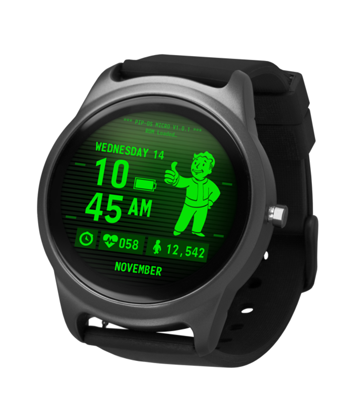 Fallout Smartwatch Smart watch, Pip boy, Fallout
