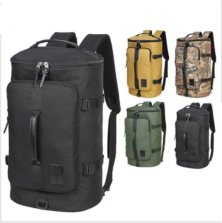 2016 New men's large-capacity travel bag multi functional computer ...