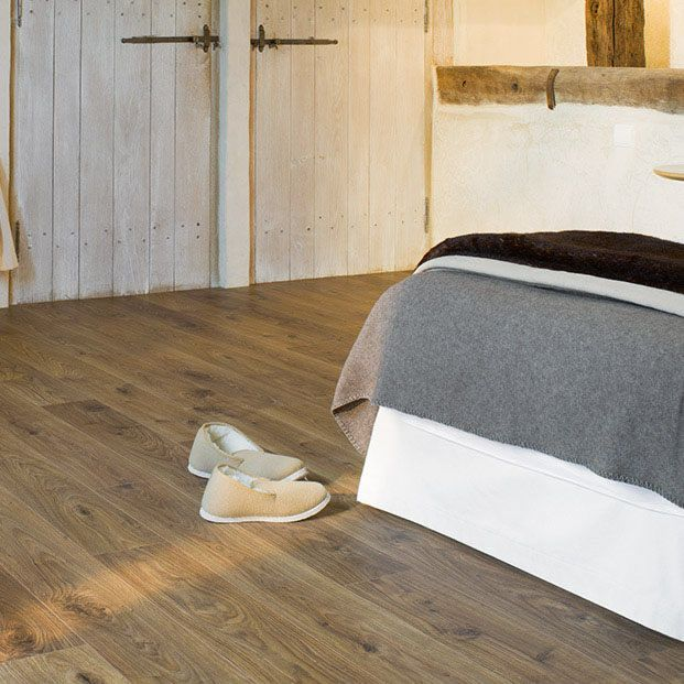 Quickstep Elite White Oak Medium White Oak Laminate Flooring And
