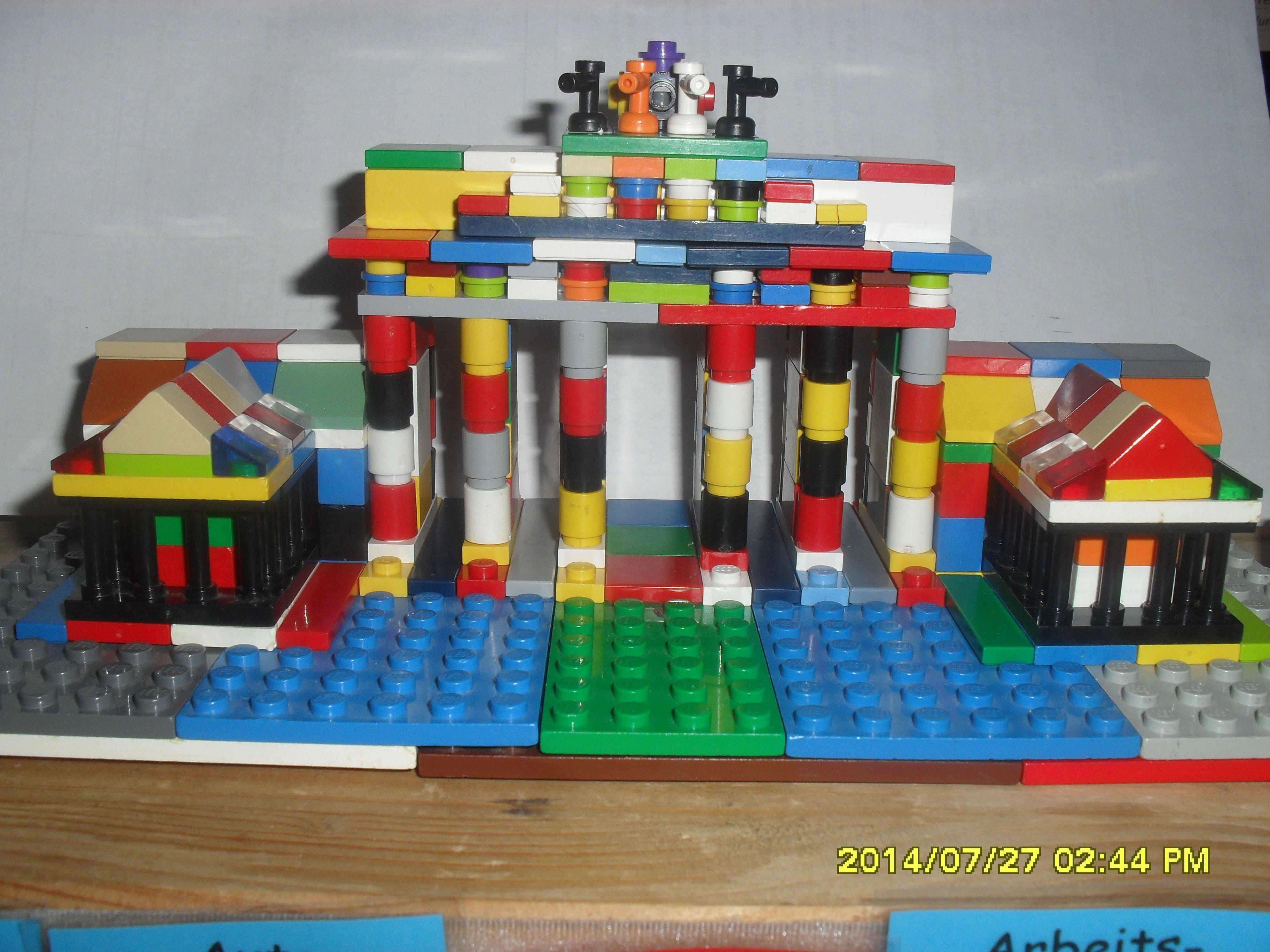 Lego Brandenburger Tor Lego Brandenburger Tor Ich Bin Nicht Perfekt
