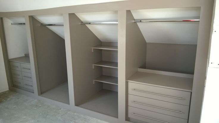 This would be good for a loft space. – #good #kleiderschrank #Loft #Space #loftconversions