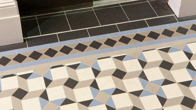 Modern Geometric Tiles 4 Tile Installation Tile Floor Tiles