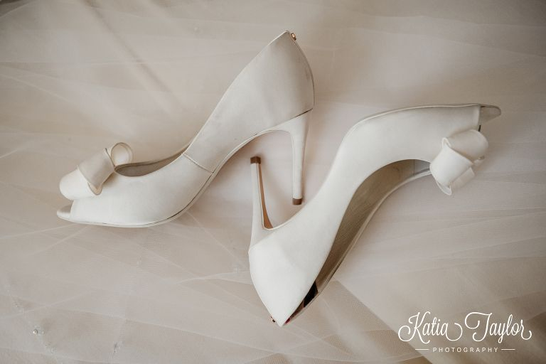 Nadine Greg Eglinton Grand Wedding Photography Toronto Wedding Photography Photojournalistic Wedding Photography Bridal Shoes