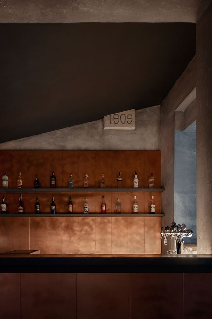 Copper Bar - Picture gallery
