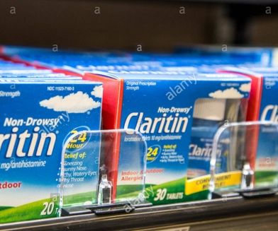 picture about Claritin Printable Coupons called $4 Off Any Claritin Allergy Merchandise Printable : Print a