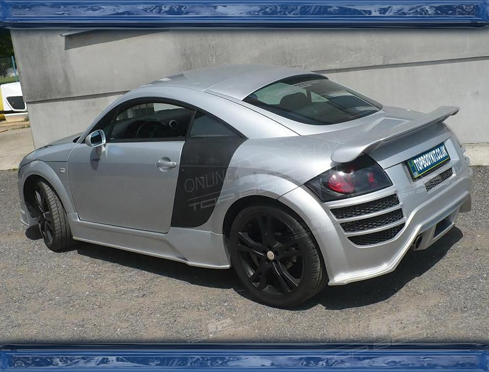 audi tt mk1 window spoiler r8 the alpha audi voiture. Black Bedroom Furniture Sets. Home Design Ideas