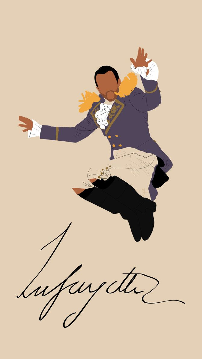 Signature Lafayette Style 2 By Doctor Hoolock Hamilton Wallpaper Hamilton Background Hamilton Musical