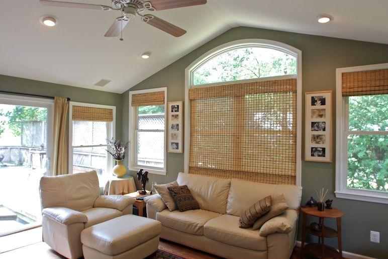 Home Sunroom In Virginia Addition Ideas Room Additions Northern Va Hambleton Construction