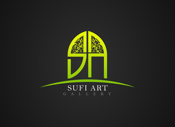 Sufi Art Logo Design Photography Art Design Logo Design