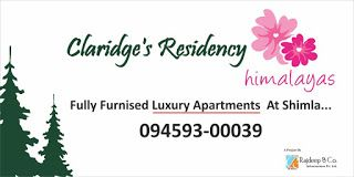 Claridge's Residency Himalayas  For More Info Please Visit Our Site :-http://rajdeepandcompany.com/claridges_residency2.php