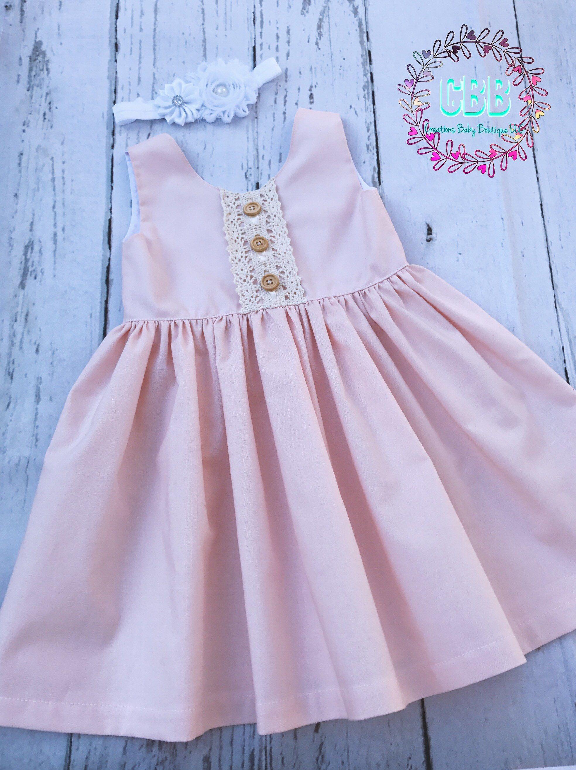 Girl dress baby girl dresses little girl dress girl summer