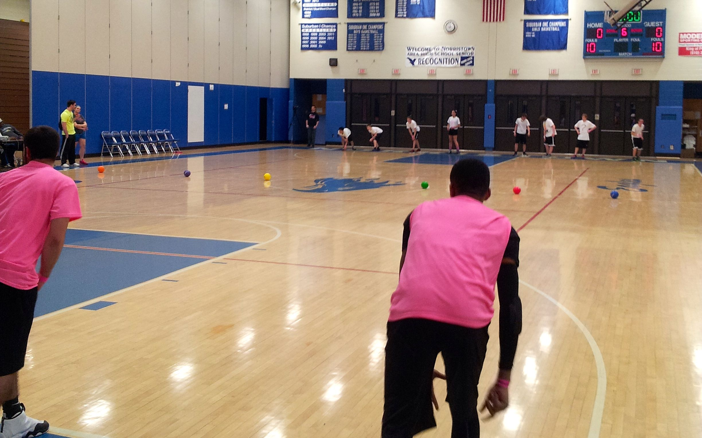 DECA Dodge Ball 2014 was a Hit! - DECA Direct - March 2014