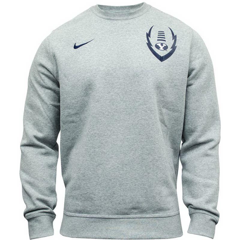 Nike Lightning Football BYU Sweatshirt! Super comfy 3aeed0f6e