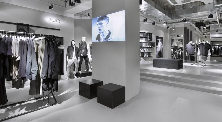 adidas pop up store by alu benelux d sseldorf store. Black Bedroom Furniture Sets. Home Design Ideas