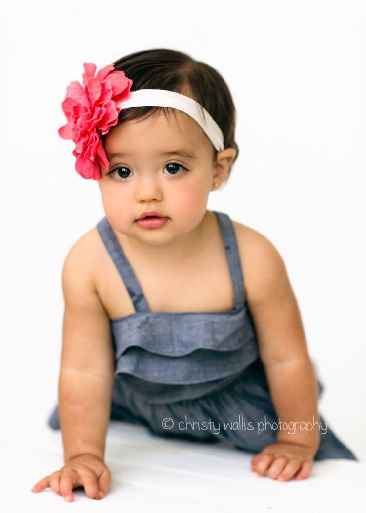 Guilliana 11 months – San Diego Baby Photographer » www.christywallisphotography.com